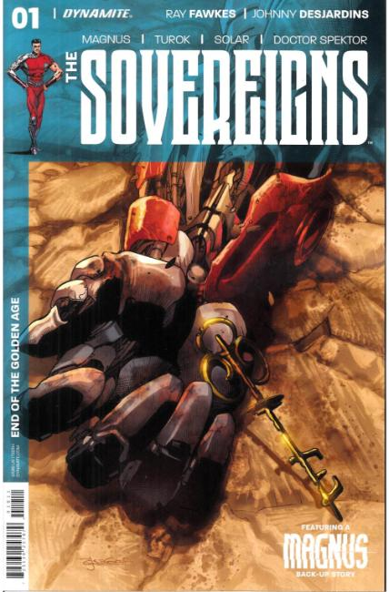 Sovereigns #1 Cover A [Dynamite Comic] THUMBNAIL