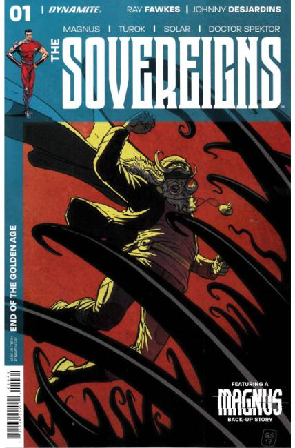 Sovereigns #1 Cover D [Dynamite Comic] THUMBNAIL