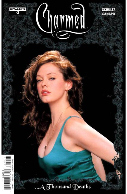 Charmed #3 Cover C [Dynamite Comic]