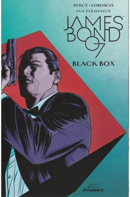 James Bond #3 Cover B [Dynamite Comic]