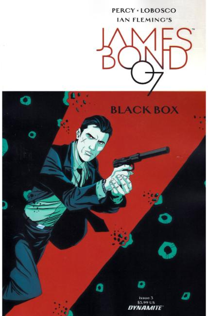 James Bond #3 Cover C [Dynamite Comic] THUMBNAIL