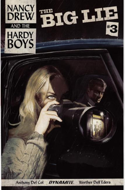 Nancy Drew Hardy Boys #3 Cover A [Dynamite Comic] THUMBNAIL