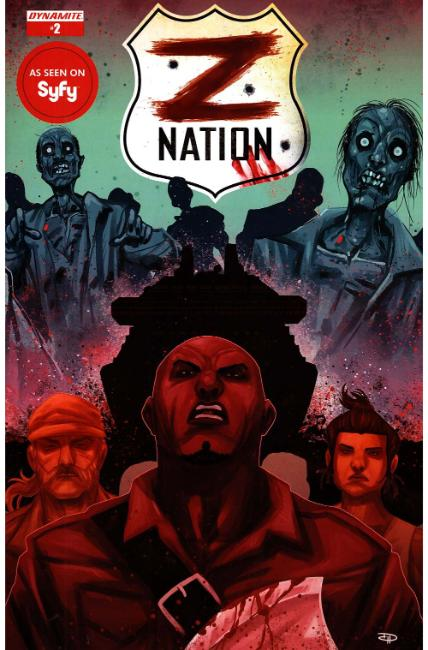Z Nation #2 Cover A [Dynamite Comic] THUMBNAIL