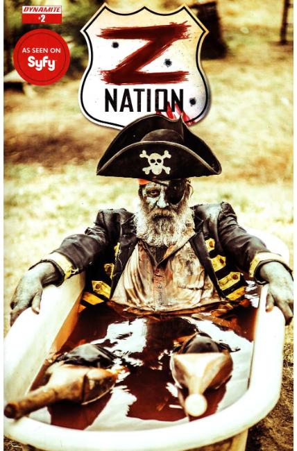 Z Nation #2 Cover C [Dynamite Comic] THUMBNAIL