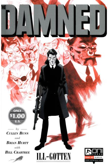 Damned #1 [Oni Press Comic]