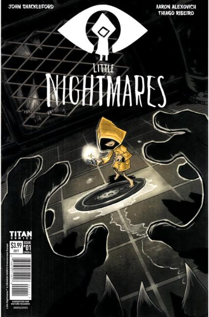 Little Nightmares #1 Cover A [Titan Comic] THUMBNAIL
