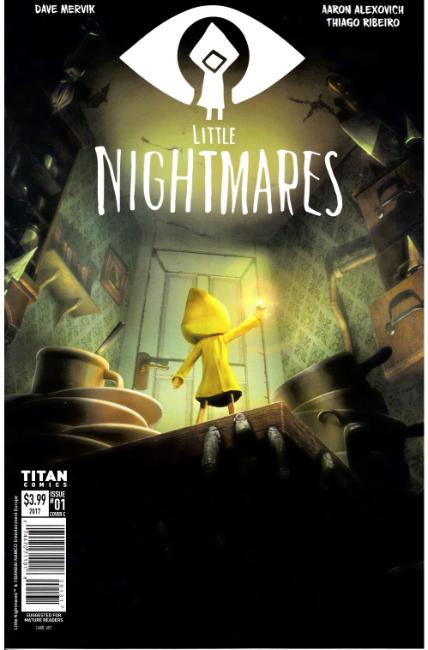 Little Nightmares #1 Cover C [Titan Comic] THUMBNAIL