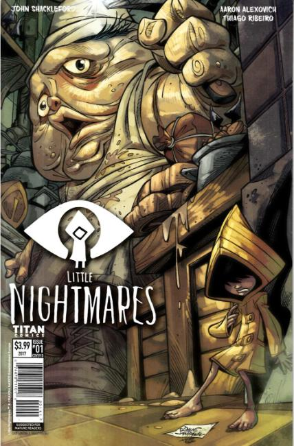 Little Nightmares #1 Cover D [Titan Comic]