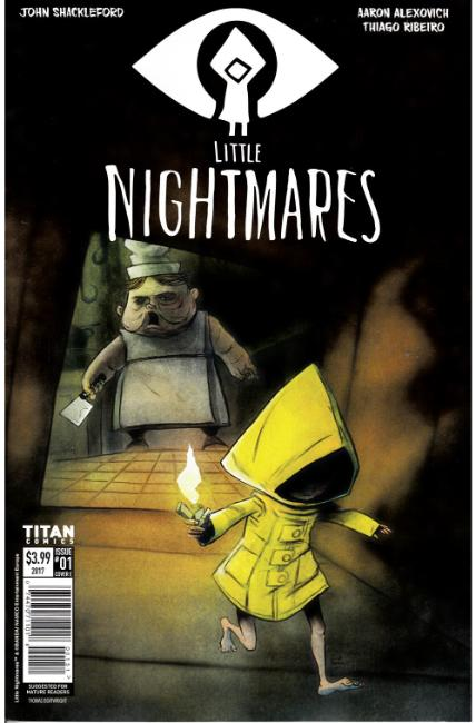 Little Nightmares #1 Cover E [Titan Comic]