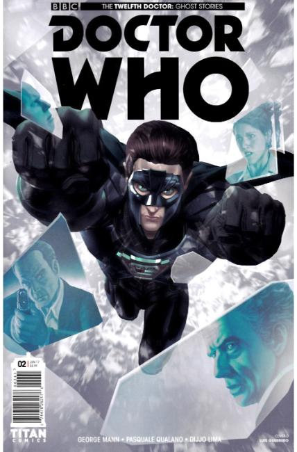 Doctor Who Ghost Stories #2 Cover D [Titan Comic] THUMBNAIL