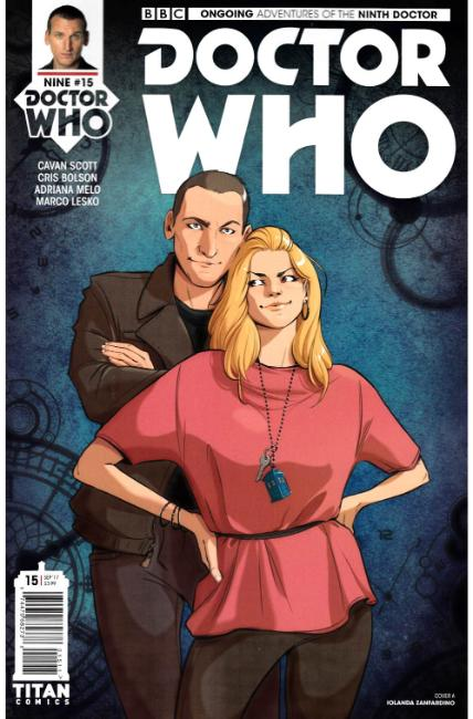 Doctor Who 9th Doctor #15 Cover A [Titan Comic]_LARGE