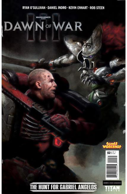 Warhammer 40000 Dawn of War III #2 Cover C [Titan Comic]