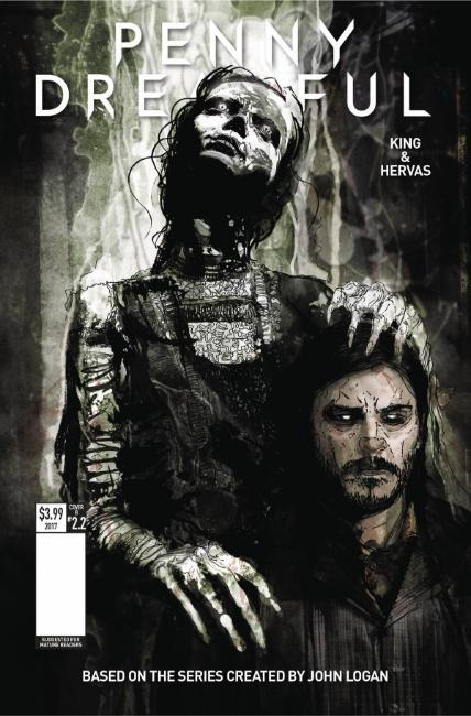 Penny Dreadful #2 Cover A [Titan Comic] THUMBNAIL