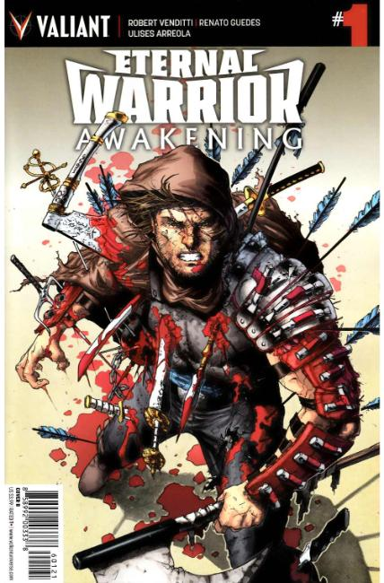 Eternal Warrior Awakening #1 Cover B [Valiant Comic] THUMBNAIL