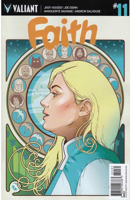 Faith Ongoing #11 Cover C [Valiant Comic] LARGE