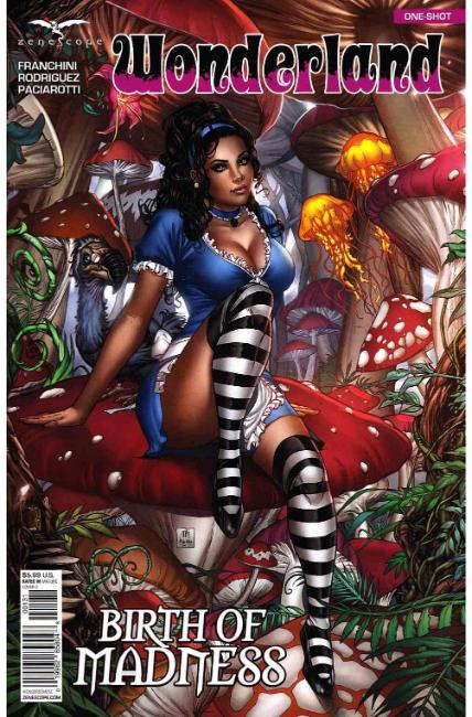 GFT Wonderland Birth of Madness Cover C [Zenescope Comic]_LARGE