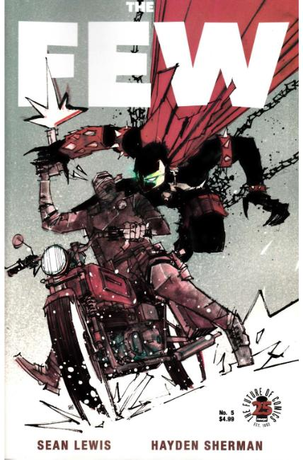 Few #5 Cover B [Image Comic]