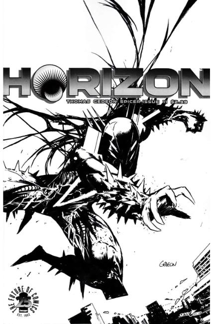 Horizon #11 Cover C [Image Comic]