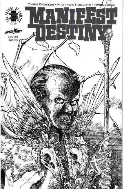 Manifest Destiny #29 Cover C [Image Comic] THUMBNAIL