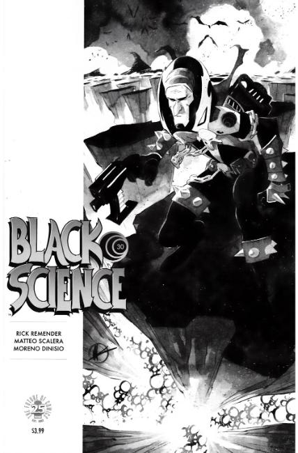 Black Science #30 Cover C [Image Comic] THUMBNAIL