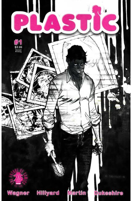 Plastic #1 Second Printing [Image Comic] THUMBNAIL