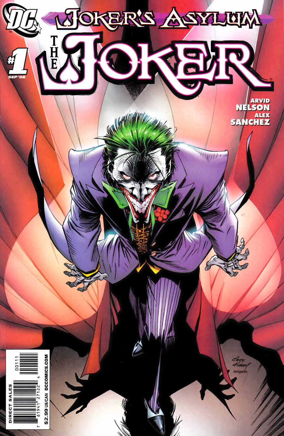 Jokers Asylum the Joker #1 [DC Comic]_THUMBNAIL
