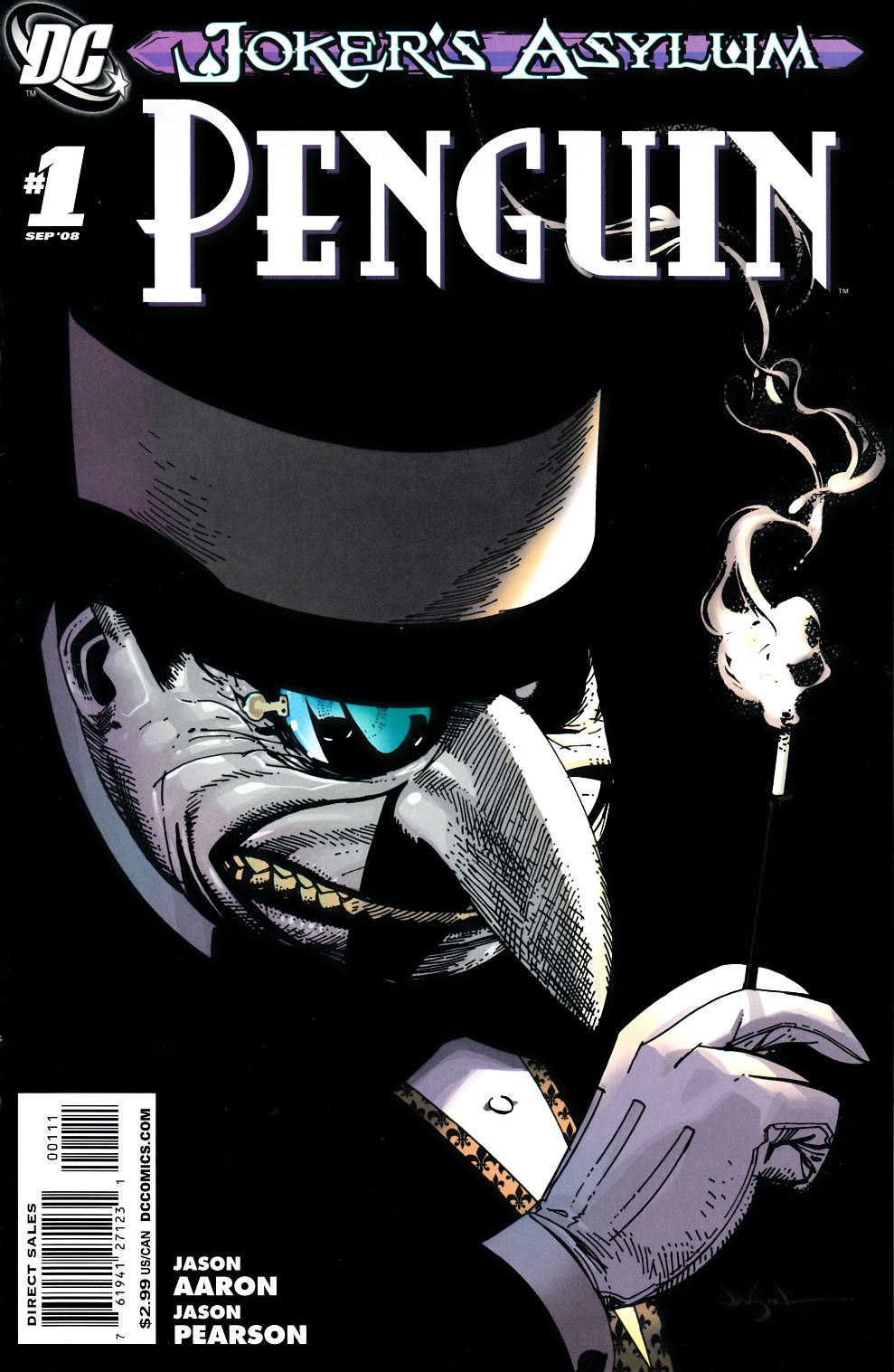 Jokers Asylum the Penguin #1 [DC Comic]_THUMBNAIL