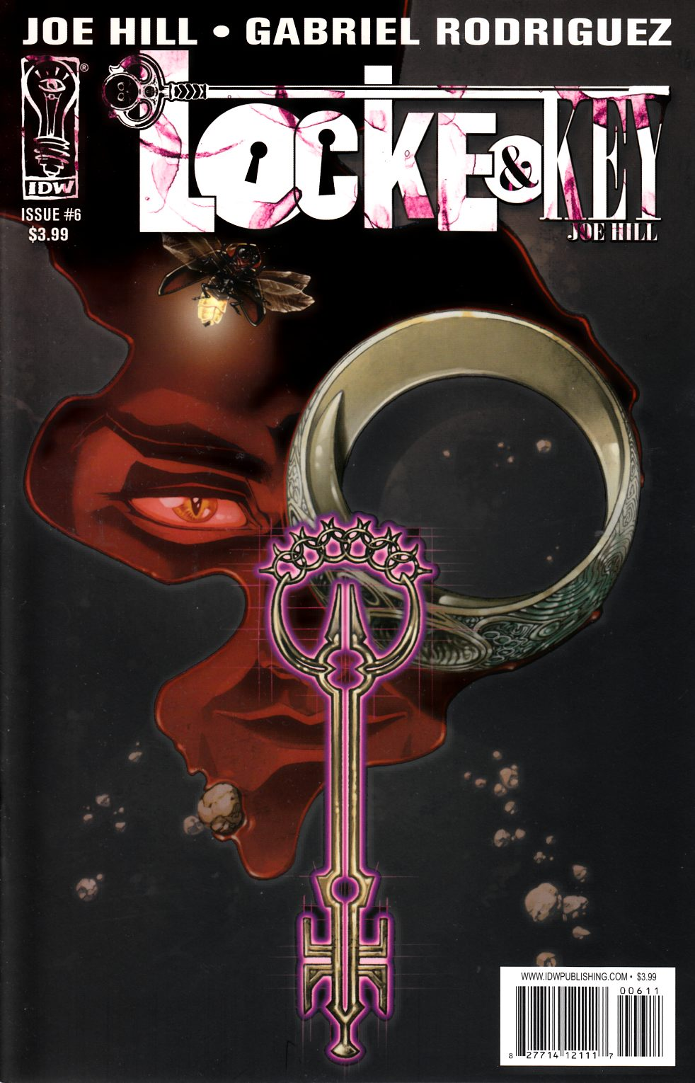 Locke & Key #6 [IDW Comic]_THUMBNAIL