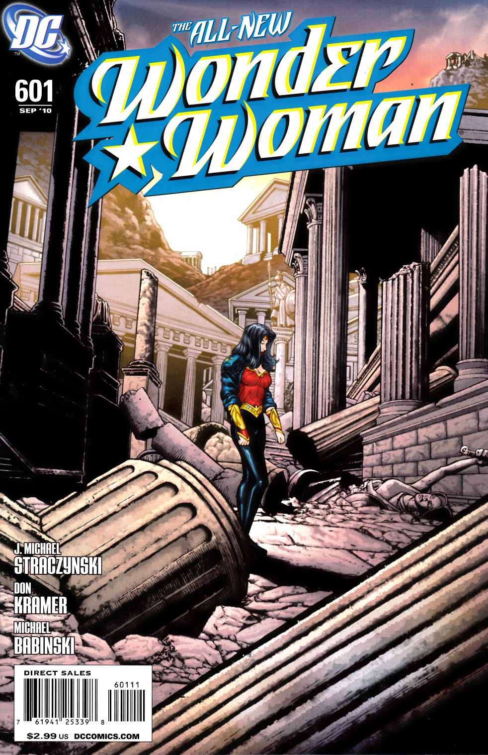 Wonder Woman #601 Near Mint (9.4) [C Comic] THUMBNAIL