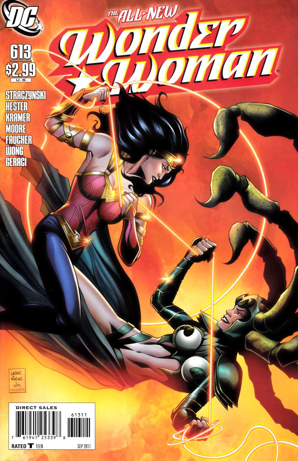 Wonder Woman #613 Fine (6.0) [DC Comic] THUMBNAIL