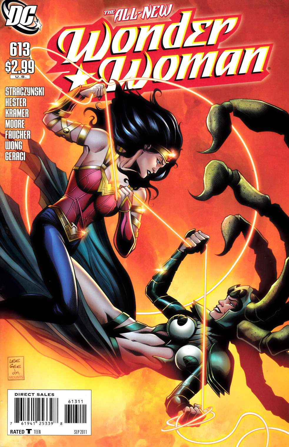 Wonder Woman #613 Near Mint Minus (9.2) [DC Comic] THUMBNAIL
