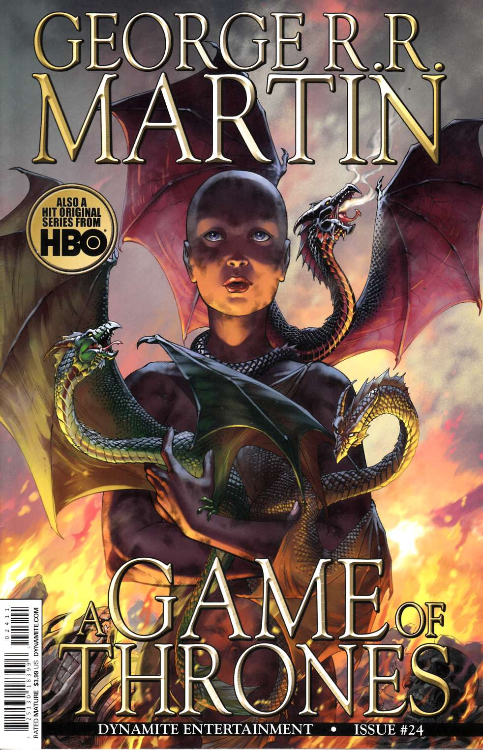 Game of Thrones #24 Fine (6.0) [Dynamite Comic] LARGE