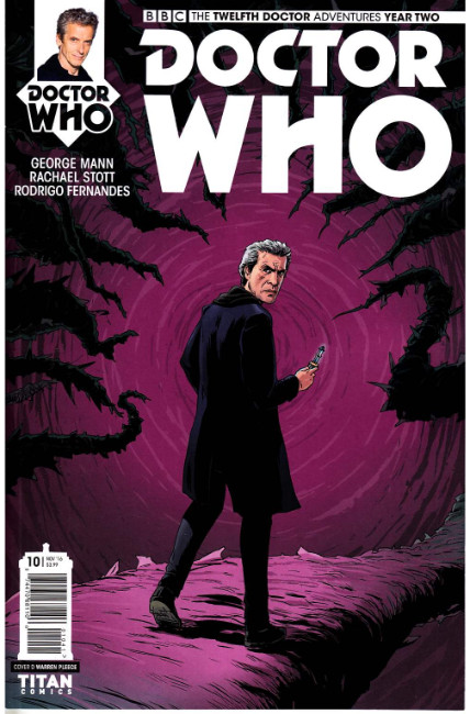 Doctor Who 12th Doctor Year Two #10 Cover C [Titan Comic] THUMBNAIL
