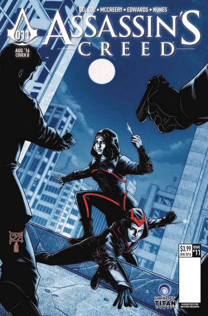 Assassins Creed #11 Cover B [Titan Comic]_THUMBNAIL