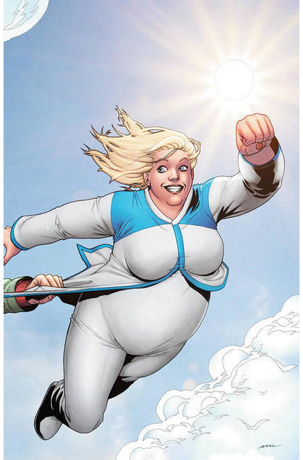 Faith (Ongoing) #1 Cover H- A&A Interlock Perez Incentive [Valiant Comic] LARGE