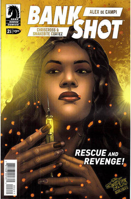 Bankshot #2 [Dark Horse Comic]