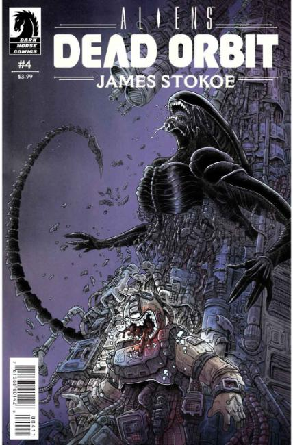 Aliens Dead Orbit #4 [Dark Horse Comic] THUMBNAIL
