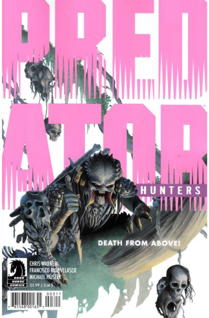 Predator Hunters #3 [Dark Horse Comic] THUMBNAIL
