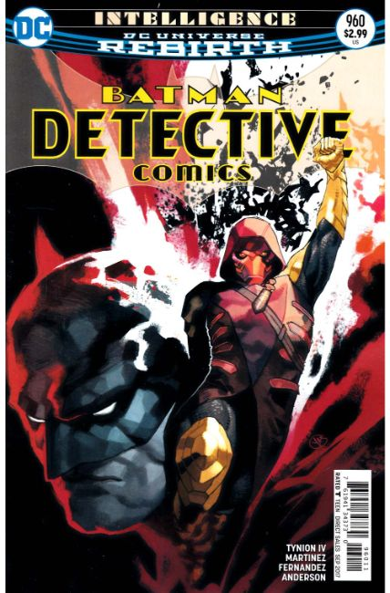 Detective Comics #960 [DC Comic]