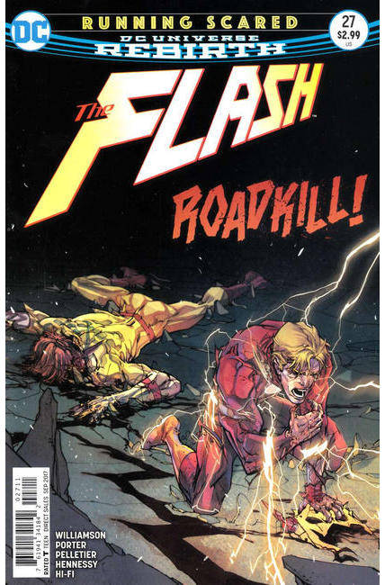 Flash #27 [DC Comic] THUMBNAIL