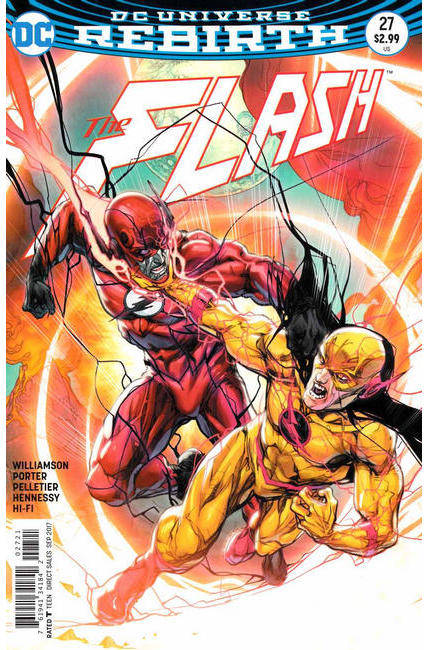 Flash #27 Porter Variant Cover [DC Comic] THUMBNAIL
