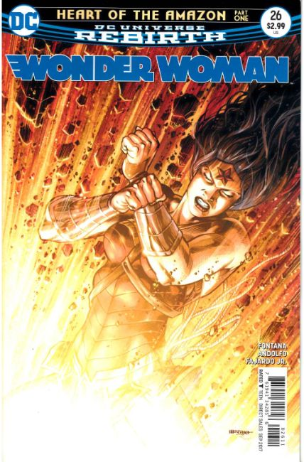 Wonder Woman #26 [DC Comic]