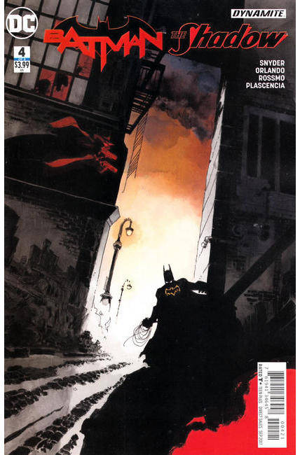 Batman The Shadow #4 Sale Variant Cover [DC Comic]_THUMBNAIL