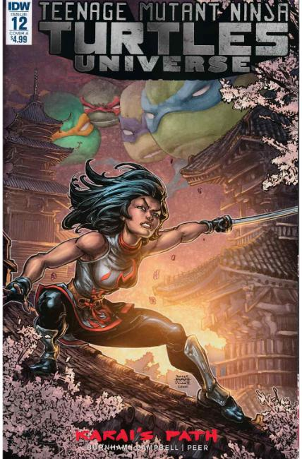 TMNT Universe #12 Cover A [IDW Comic] THUMBNAIL