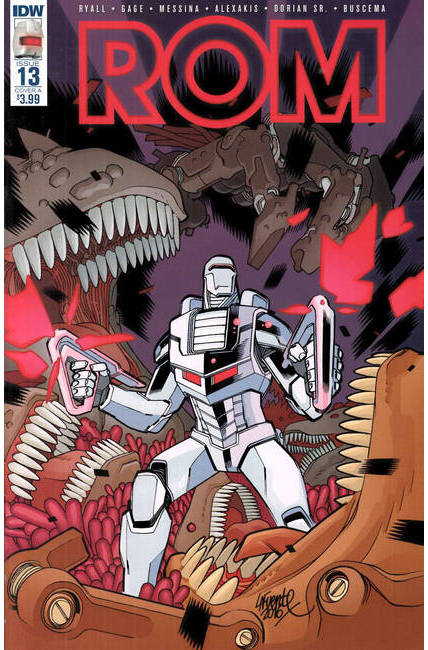 Rom #13 Cover A [IDW Comic]_THUMBNAIL