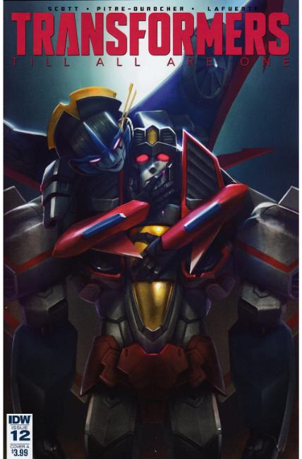 Transformers Till All Are One #12 Cover A [IDW Comic]