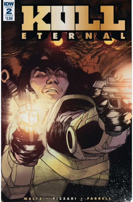 Kull Eternal #2 Cover B [IDW Comic]