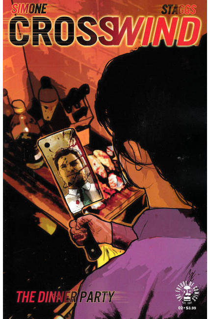 Crosswind #2 Cover A [Image Comic] THUMBNAIL