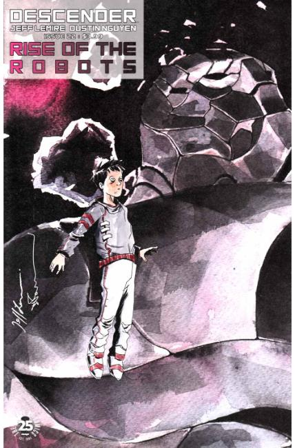 Descender #22 Cover B [Image Comic] THUMBNAIL