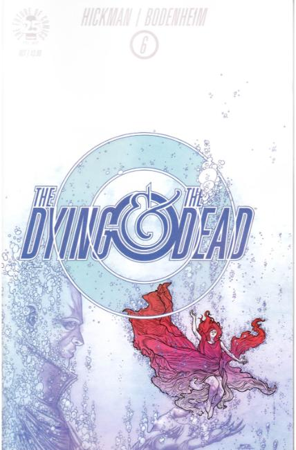 Dying and the Dead #6 [Image Comic] THUMBNAIL